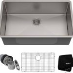 Top 10 Best Stainless Steel Kitchen Sinks In Reviews