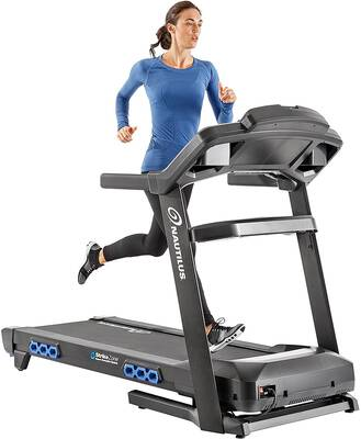 #3. Nautilus Bluetooth Connectivity 26 Programs 15% Motorized Incline Treadmill Series for Home Gym