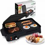 Top 10 Best Electric Griddle in Reviews
